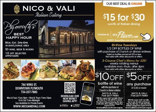 Localflavor Com Nico And Vali Italian Eatery 15 For
