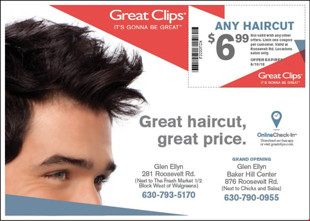 Great Clips prices start at $ for adult haircuts and $ for kids haircuts. For a detailed look at Great Clips prices and services, continue reading below. Salons have always been the solution of many men and women when it comes to hair care and maintenance.