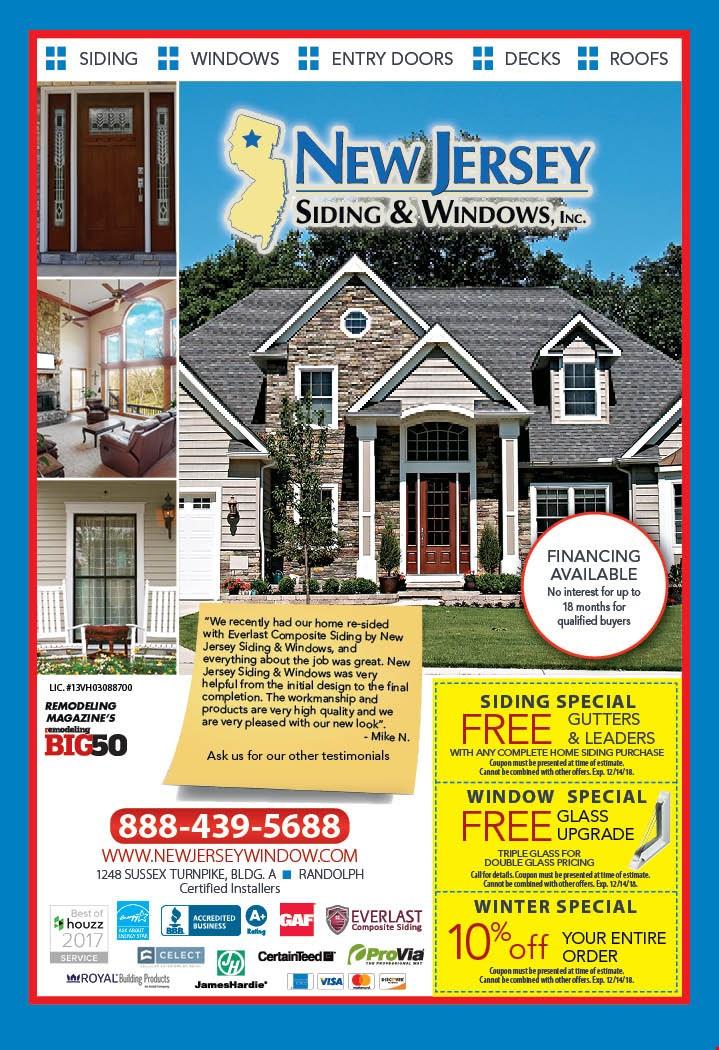 new jersey siding and windows magazine thumbnail image localflavorcom new jersey siding and windows decks coupons