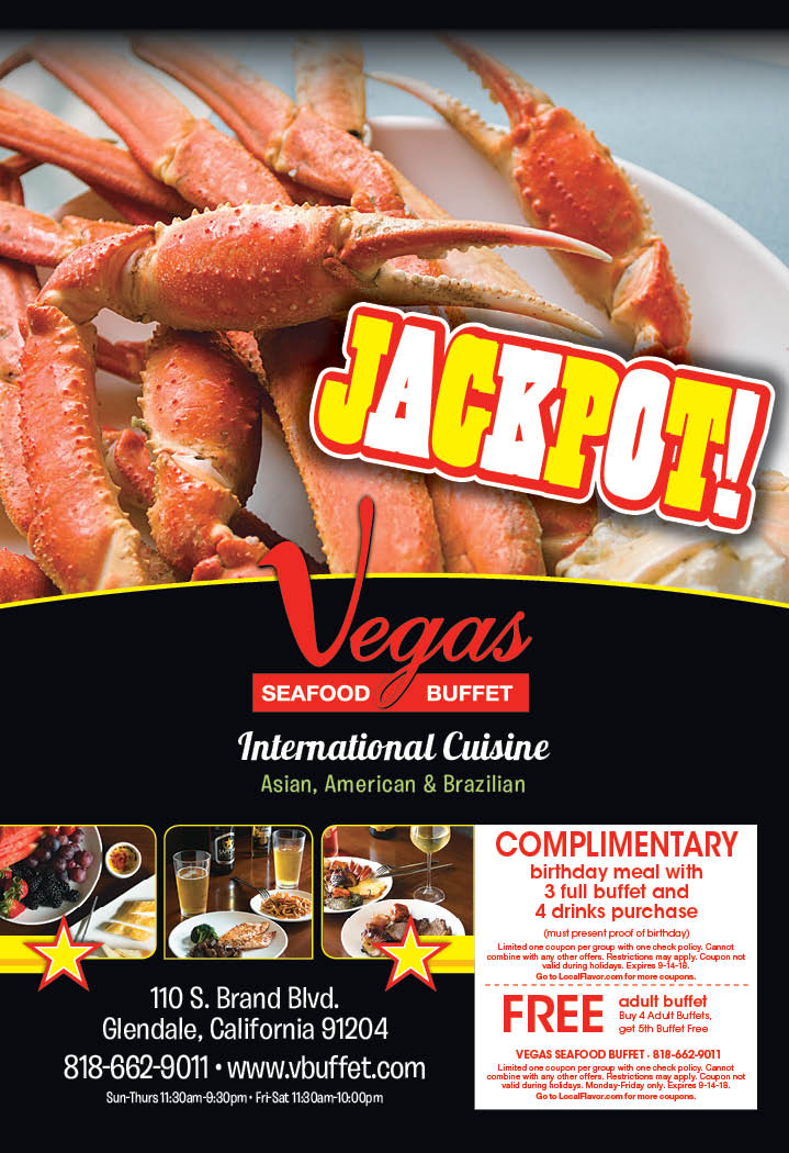 localflavor com vegas seafood buffet 15 for 30 worth of rh localflavor com Vegas Buffet Glendale Cartoon las vegas buffet coupons glendale ca