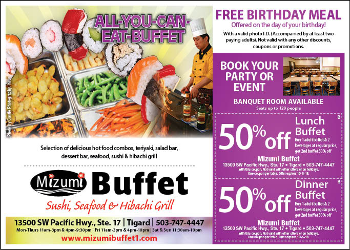 localflavor com mizumi buffet coupons rh localflavor com Mizumi Buffet Reynoldsburg mizumi buffet price tigard