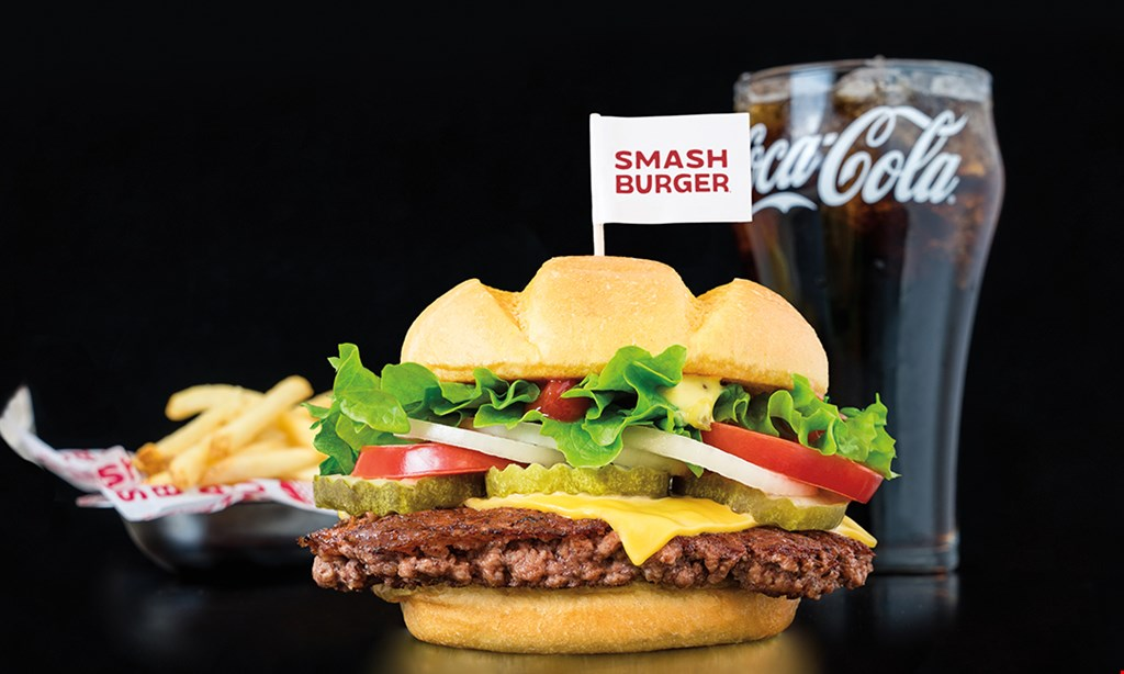 Product image for Smashburger $10 For $20 Worth Of Casual Dining