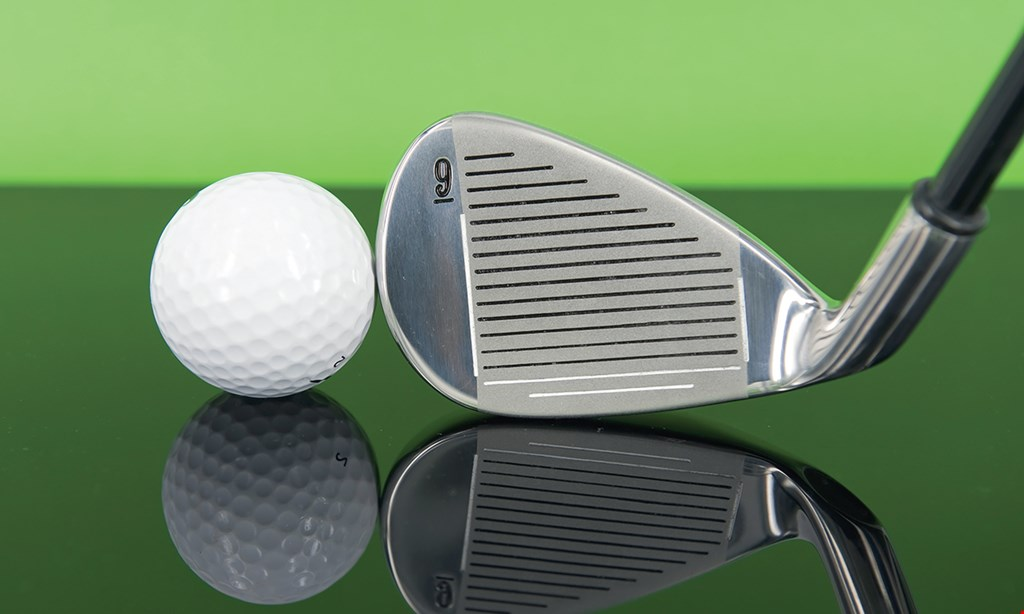 Product image for Vale Sports Club $40 For 2 Hours Of Virtual Golf (Reg. $80)