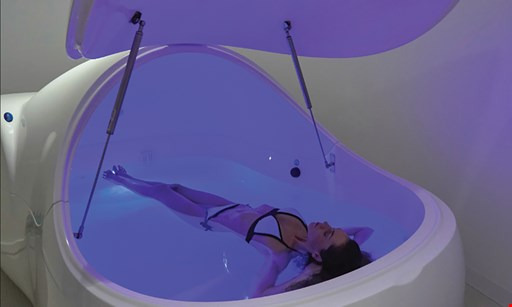 Product image for Reset Float $45 For A 60-Minute Float Therapy Session (Reg. $100)