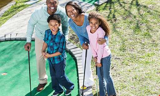 Product image for Clubhouse Fun Center $25 For A Fun Pack Including 2 Mini Golf Games, 2 Go-Kart Rides & 2 Bumper Car Rides (Reg. $50)