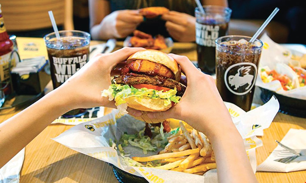 Product image for Buffalo Wild Wings College Park $15 For $30 Worth Of Casual Dining