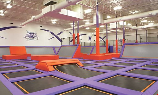 Product image for Altitude Trampoline Park $12.95 For 1 Hour Of General Admission Jump Time For 2 (Reg. $25.90)