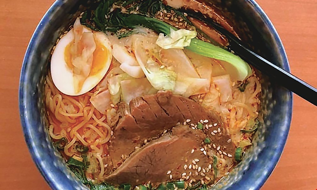 Product image for Jimmy Thai/Ramen Time $10 For $20 Worth Of Thai & Ramen Cuisine