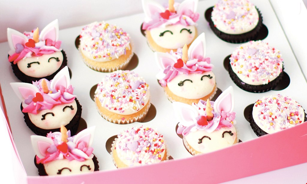 Product image for Lancaster Cupcake $16 For A Dozen Freshly Baked Cupcakes (Reg. $32)