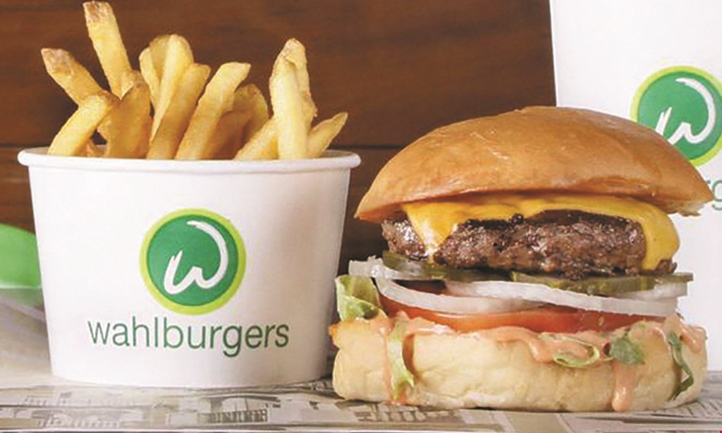 Product image for Wahlburgers $15 For $30 Worth Of American Cuisine & Beverages