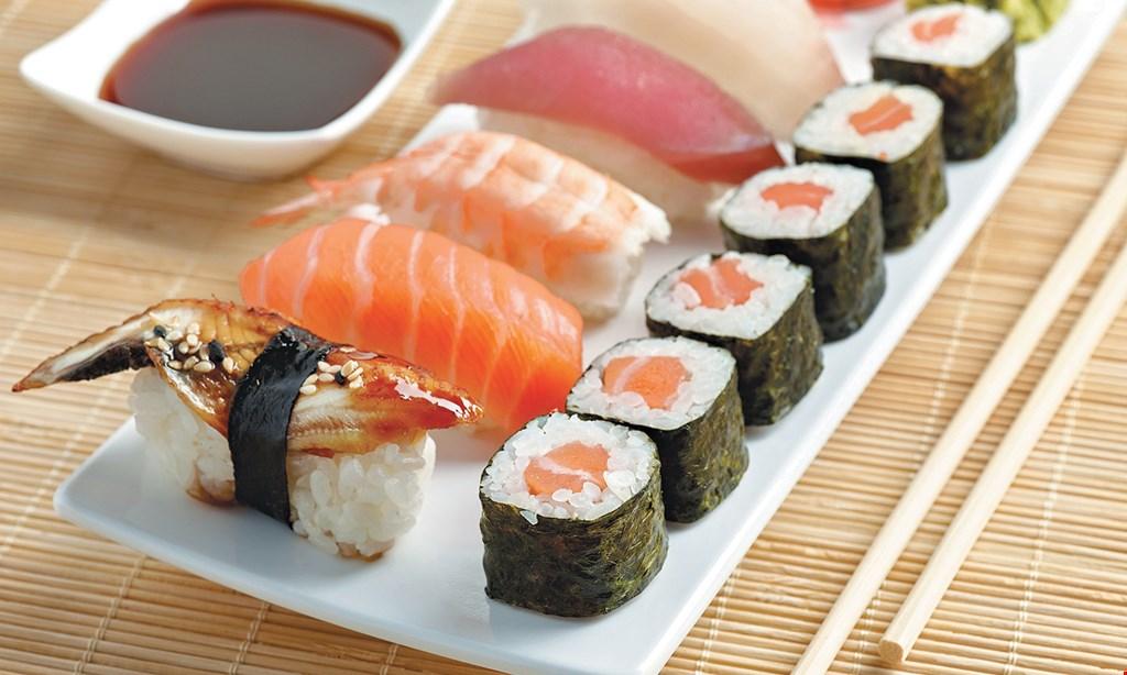 Product image for Honmachi Sushi & Teppanyaki $15 For $30 Worth Of Japanese Sushi & Teppanyaki