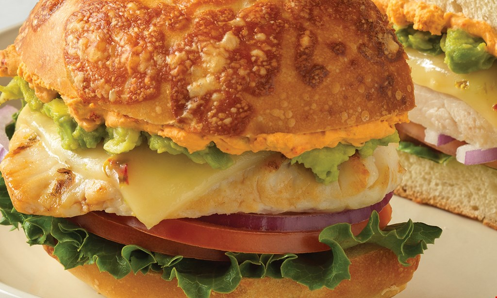 Product image for Manhattan Bagel $10 For $20 Worth Of Bagels, Bagel Sandwiches, Coffee & Espresso