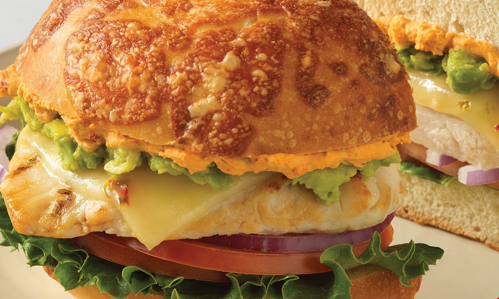 Product image for Manhattan Bagel - Wharton $10 For $20 Worth Of Cafe Dining