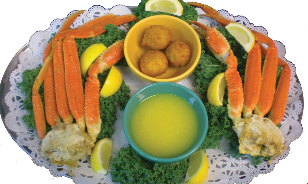 Product image for Pirate's Cove $10 for $20 Worth of Fresh Seafood & More