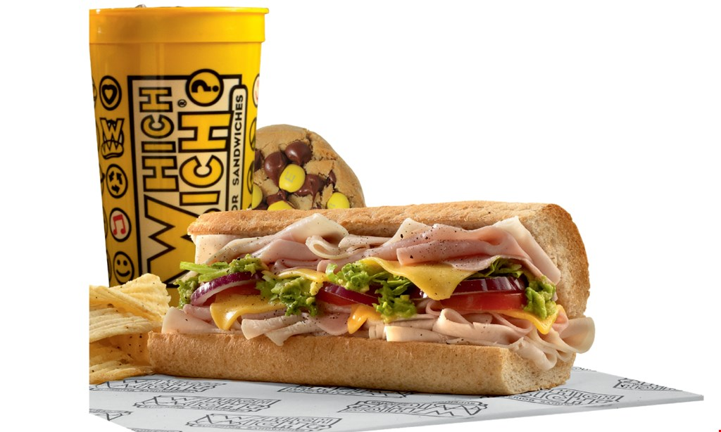 Product image for Which Wich $10 For $20 Worth Of Casual Dining