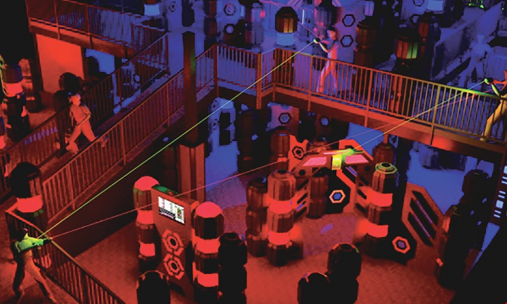 Product image for Ultrazone $15 For 1 VIP Admission To Play All-Day Laser Tag (Reg. $29.99)