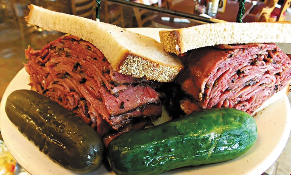 Product image for Irving's Delicatessen $10 For $20 Worth Of Casual Dining