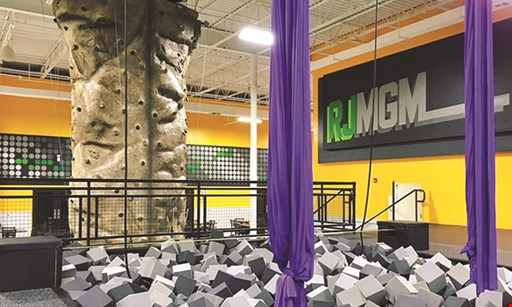 Product image for Rockin' Jump - Montgomery $10.50 For 2 Hours Of Flight Time For 1 Person (Reg. $21)