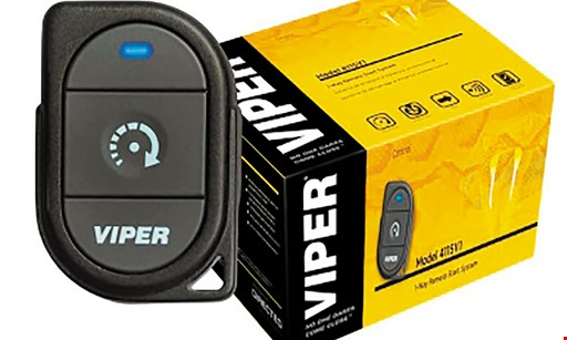 Product image for High End Car Stereo & Performance $199 For Remote Starter Kit Installed (Reg. $425)