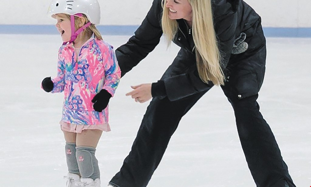 Product image for ICE LAND SKATING CENTER $12 For Public Skating For 2 With Skates (Reg. $24)