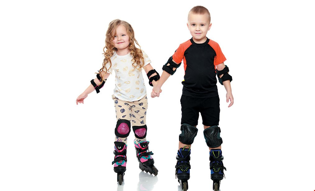 Product image for Skate Country $12 For 2 Skating Admissions Including Skate Rentals (Reg. $24)