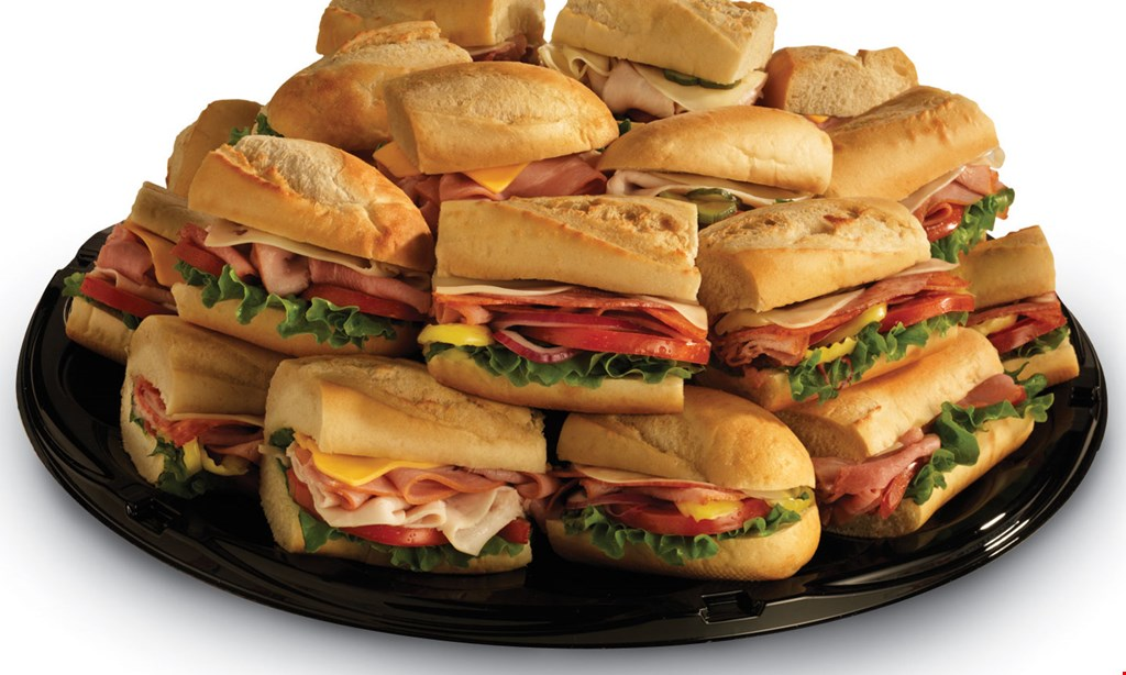 Product image for Penn Station East Coast Subs $10 For $20 Worth Of Subs, Salads & Beverages
