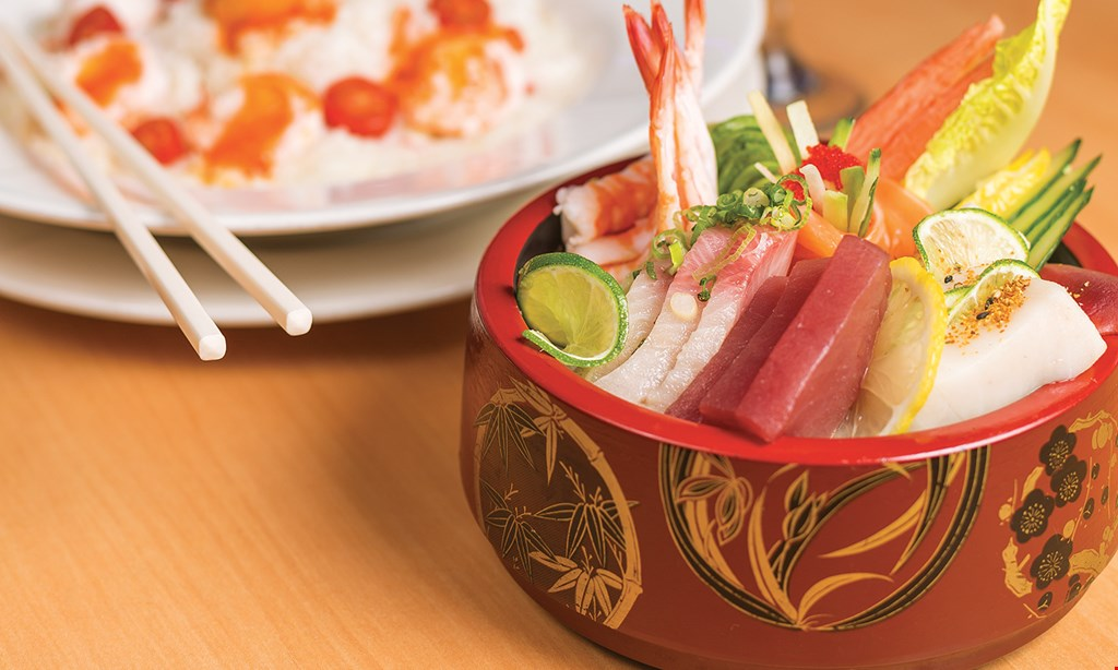 Product image for Blue Pacific Sushi & Grill $15 For $30 Worth Of Asian Fusion Cuisine