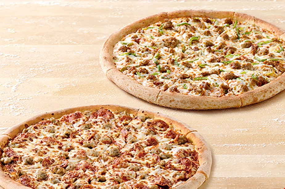 Product image for Papa John's $15 For $30 Worth Of Papa John's Pizza