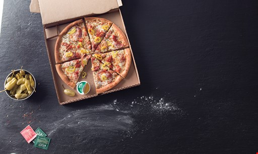 Product image for Papa John's Venice $15 For $30 Worth Of Pizza & More
