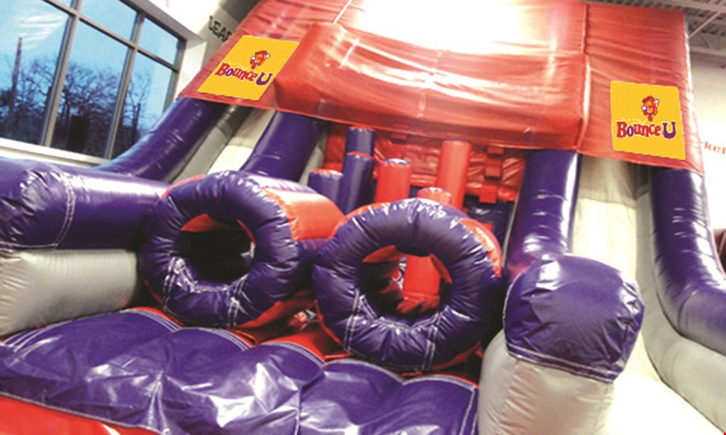 Product image for BounceU $14.99 For 3 Open Play Admissions (Reg. $29.97)