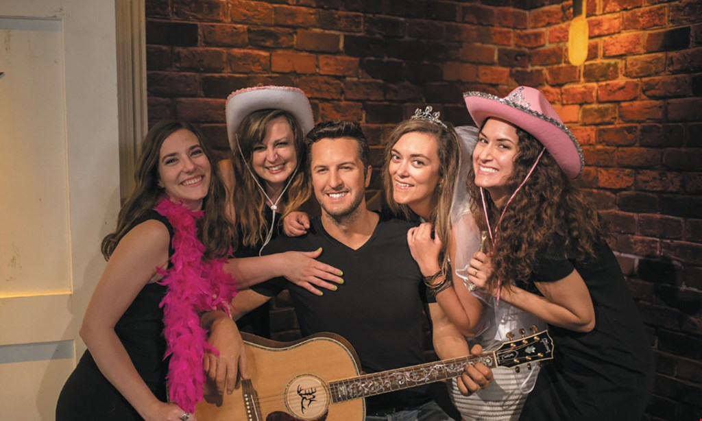 Product image for Madame Tussauds Nashville $24 For 2 Adult Admissions (Reg. $48)