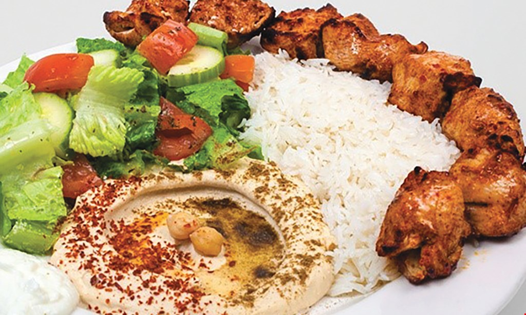 Product image for Garnish Modern Mediterranean $10 For $20 Worth Of Modern Mediterranean Cuisine