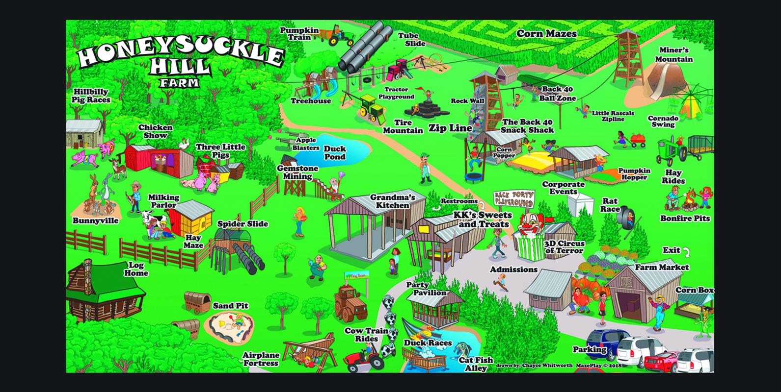 honeysuckle hill farm coupon