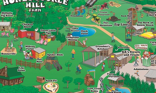 Product image for Honeysuckle Hill Farm $24.98 For A Single 2020 Season Pass (Valid Sept 26th-Nov 1st 2020)(Reg. $49.95)