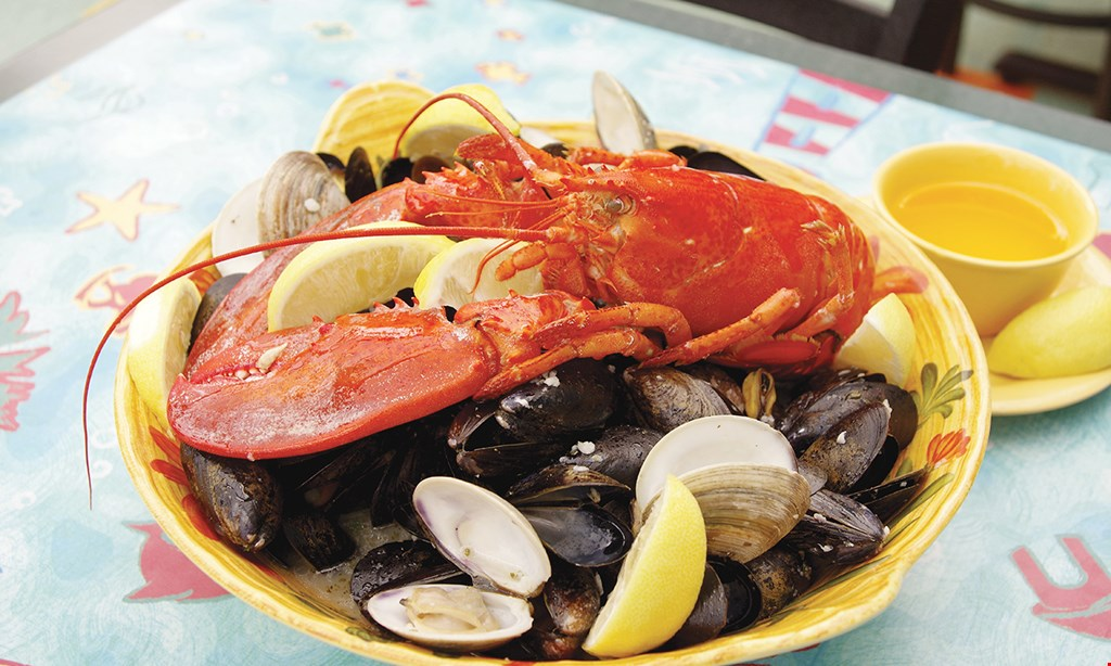 Product image for Gilligan's Clam Bar & Grill $15 For $30 Worth Of Casual Seafood Dinner Dining