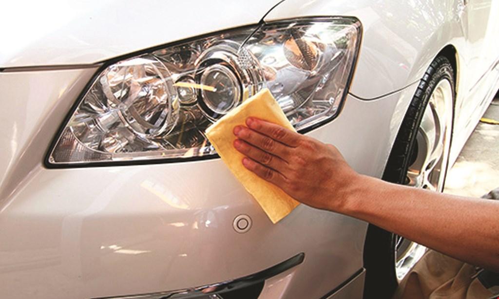 Product image for Whitestone Car Wash $15.49 For 2 Regular Car Washes (Reg. $30.98)
