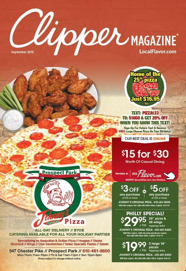 Localflavor Com Johnny S Original Pizza 15 For 30