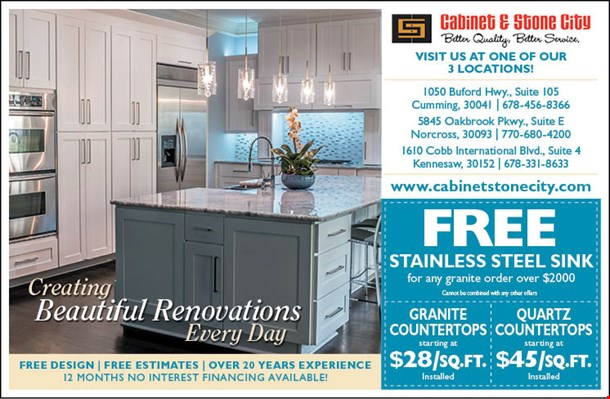 Groovy Localflavor Com Cabinet And Stone City Coupons Beutiful Home Inspiration Truamahrainfo