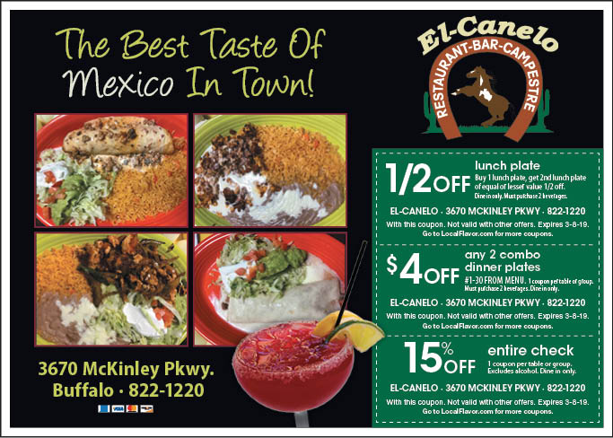 el canelo erie pa coupons