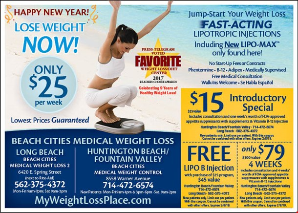 Localflavor Com Beach Cities Medical Weight Loss Coupons