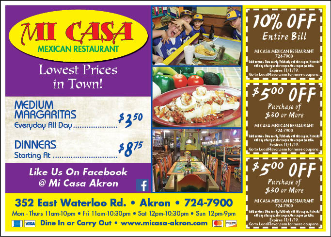 Dominican Cuisine To Take Out Or To Eat In