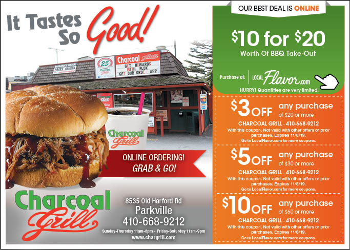 charcoal grill plover coupons
