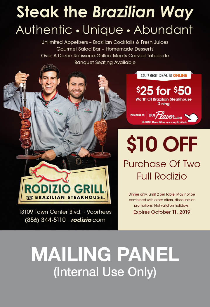picture regarding Rodizio Grill Coupons Printable called - Rodizio Grill - $25 For $50 Really worth Of