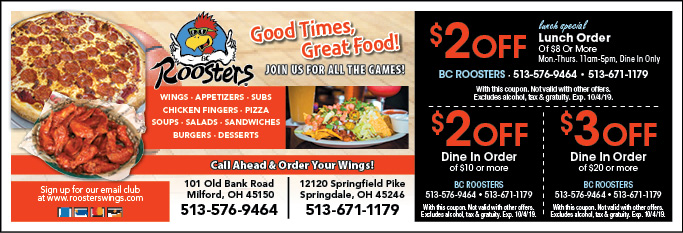 photo about Roosters Wings Printable Coupons known as - Roosters Discount coupons