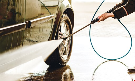 Product image for Lake Car Wash $22.99 For 2 Deluxe Car Washes (Reg. $45.98)