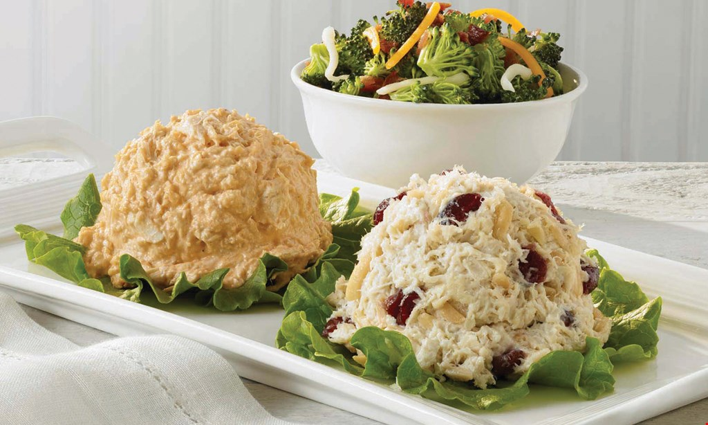 Product image for Chicken Salad Chick- Knoxville $10 For $20 Worth Of Online Deli Fare