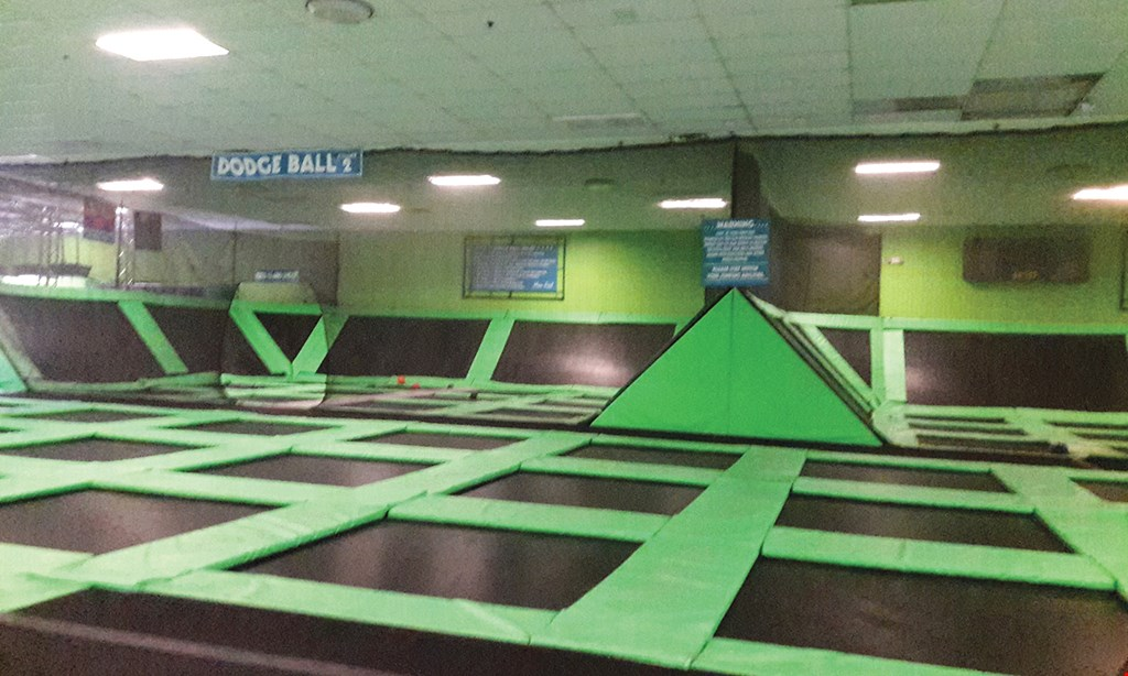 Product image for Just Play Indoor Adventure Park $10 For A 2-Hour Open Play Session For 1 (Reg. $20)