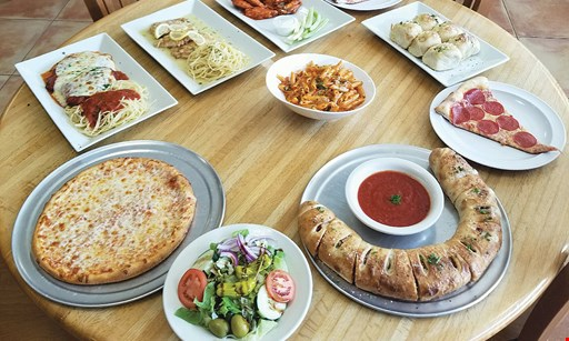 Product image for Santino's Primo Pizza and Pasta $10 For $20 Worth Of Italian Cuisine (Also Valid On Take-Out W/ Min. Purchase Of $30)