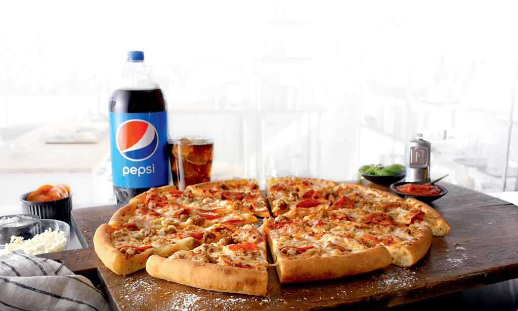 Product image for Papa Johns $10 for $20 Worth Of Pizza & More For Take-Out