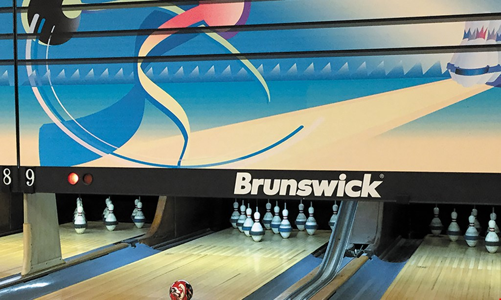 Product image for Glassport Lanes $24 For 2 Games Of Bowling For 4 People With Rental Shoes (Reg. $48)